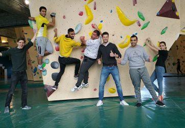 AZC Maastricht bewoners klimmen erop los dankzij opbrengst Zweit veur Leid!